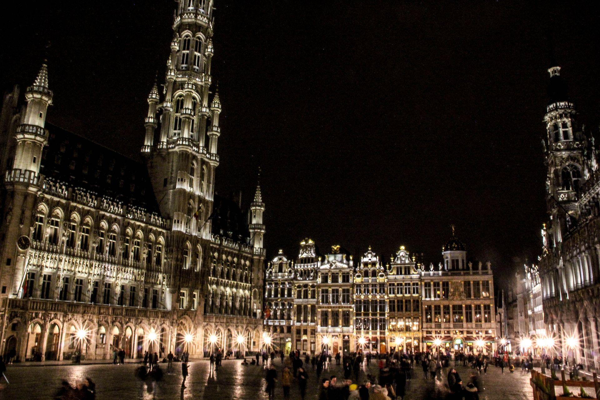 Brüssel, Belgien, Travel Drift