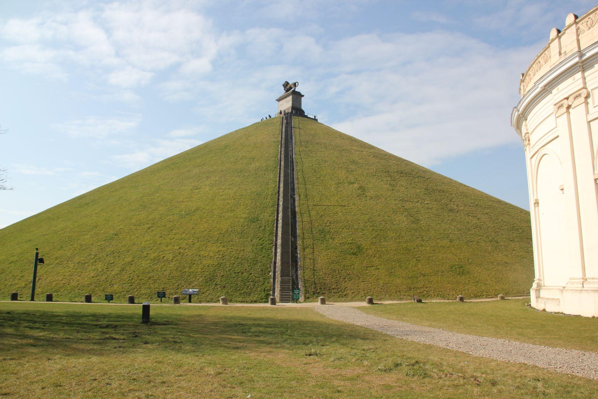 Waterloo, Belgien, Travel Drift