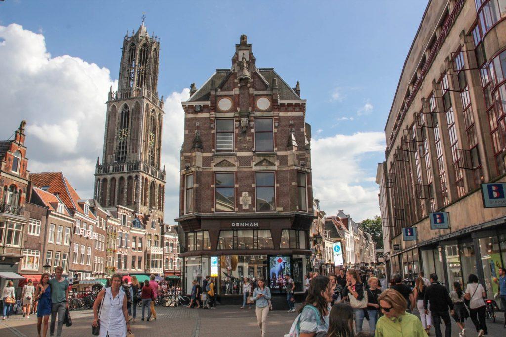Utrecht, Niederlande, Travel Drift