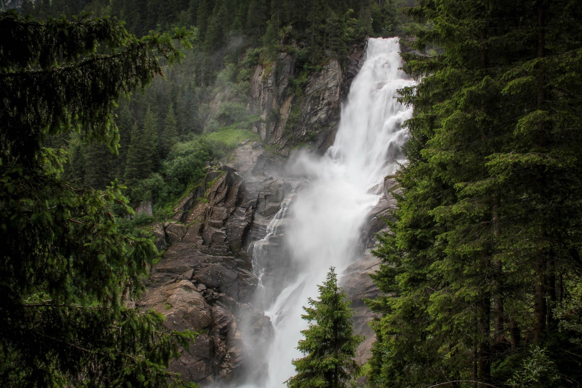 Krimml Falls