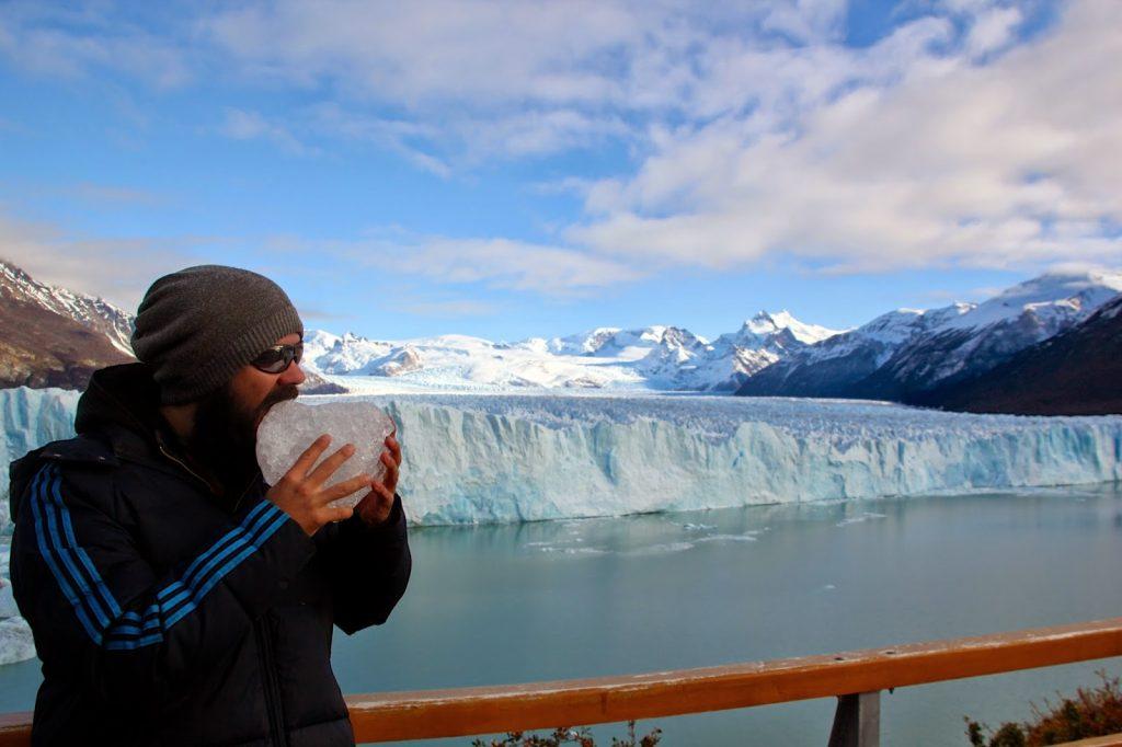 Perito Moreno, Travel Drift