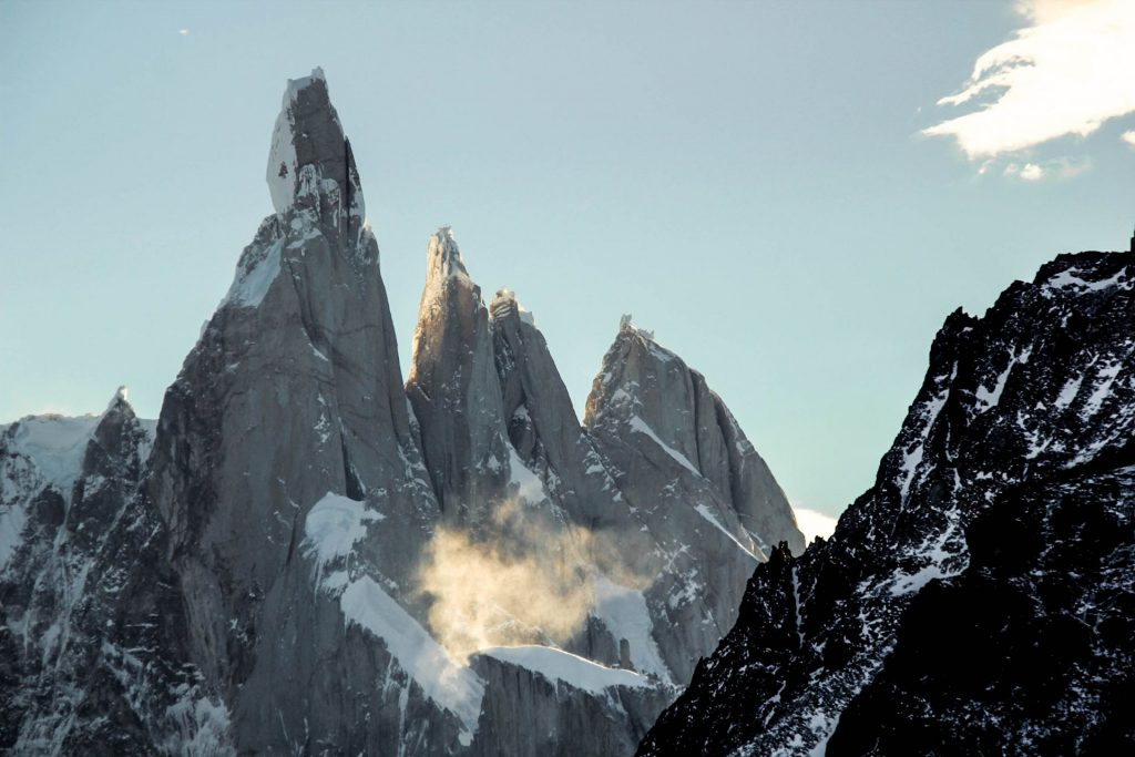 Mt. Fitzroy, Travel Drift