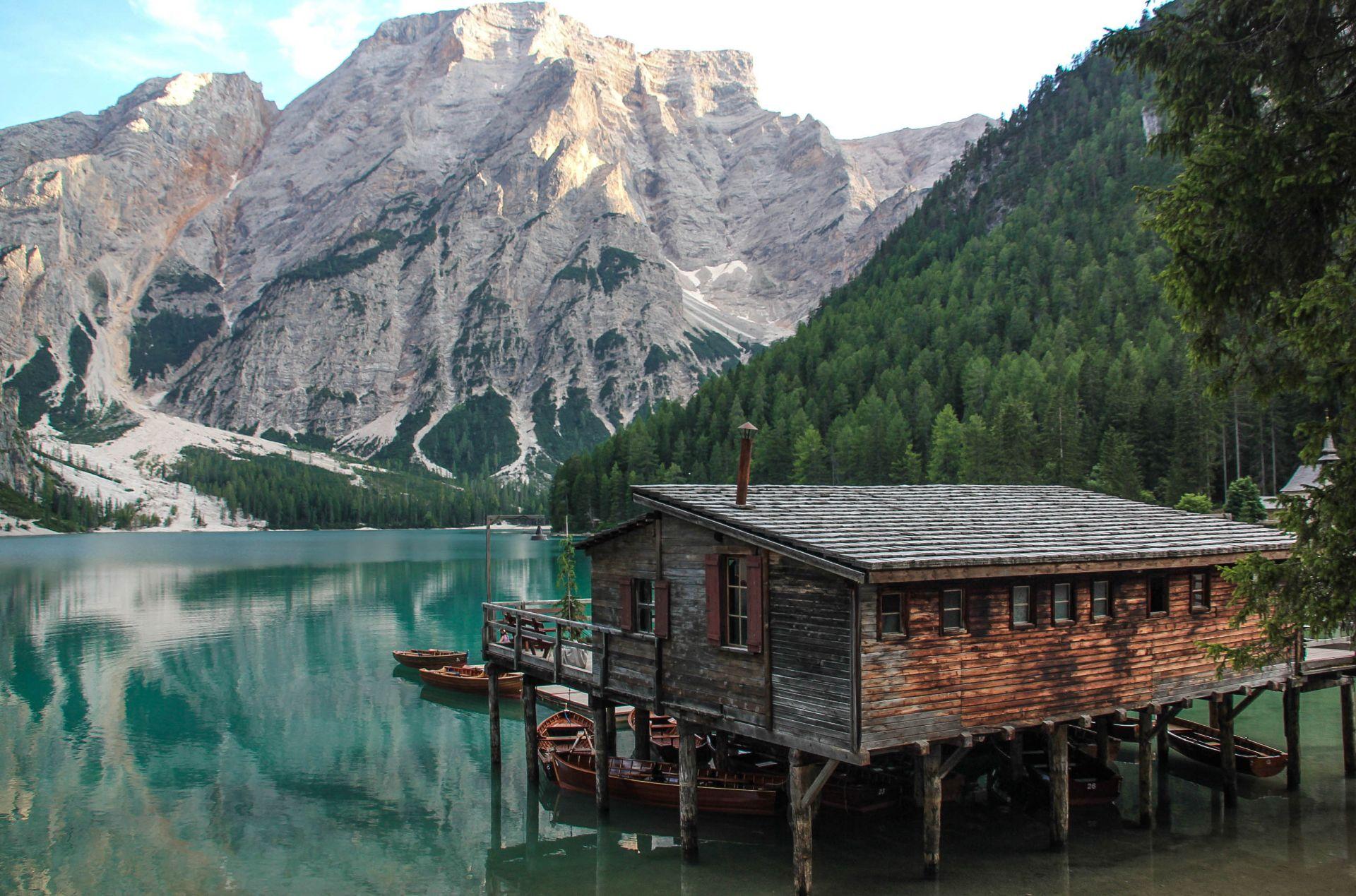 Pragser Wildsee Travel Drift