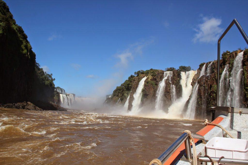 Iguazu, Argentinien, Water Falls, Travel Drift