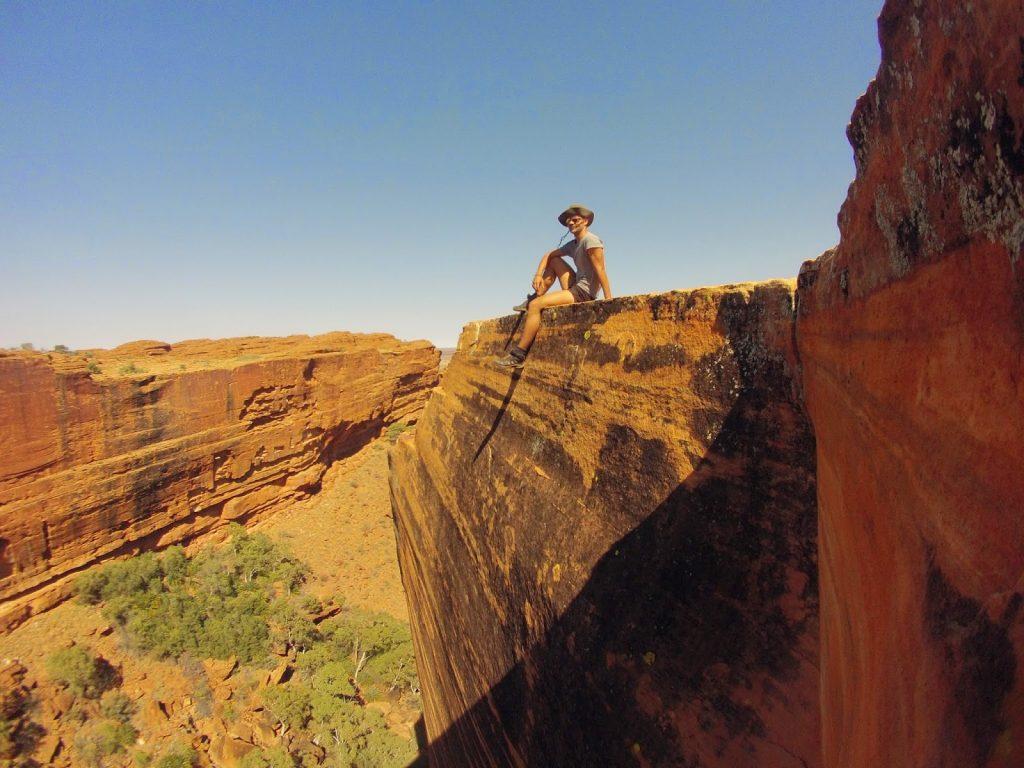 Kings Canyon, Australia, Travel Drift