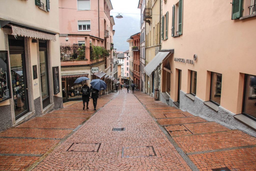 Lugano, Schweiz, Travel Drift