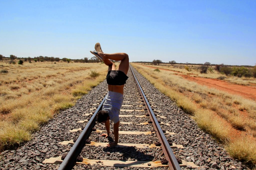 Renner Springs to Alice Springs, Australia, Travel Drift