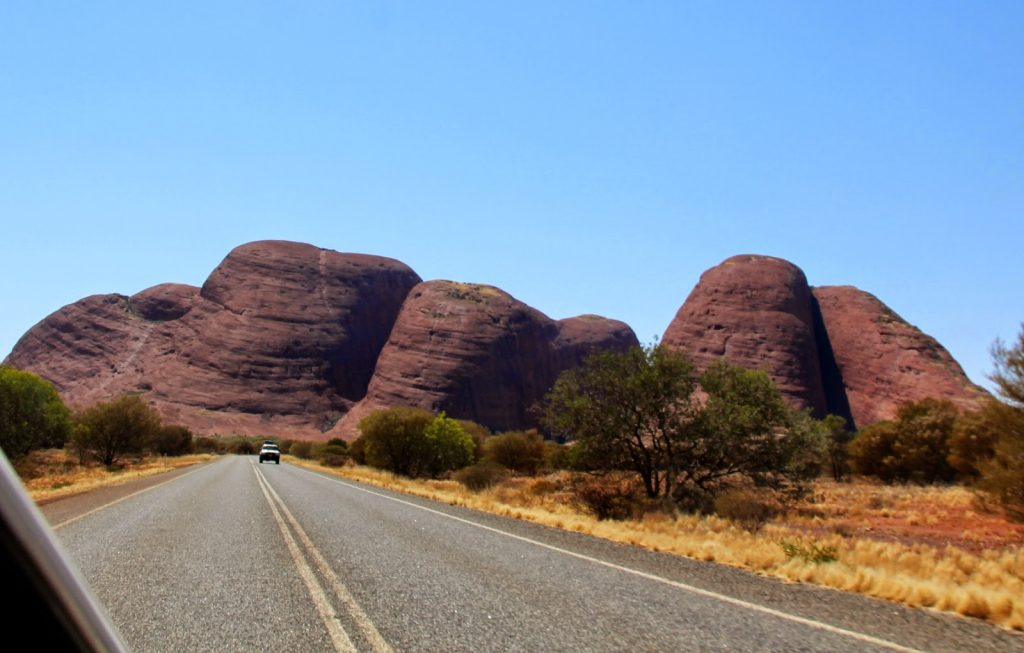 Uluru, Australia, Travel Drift
