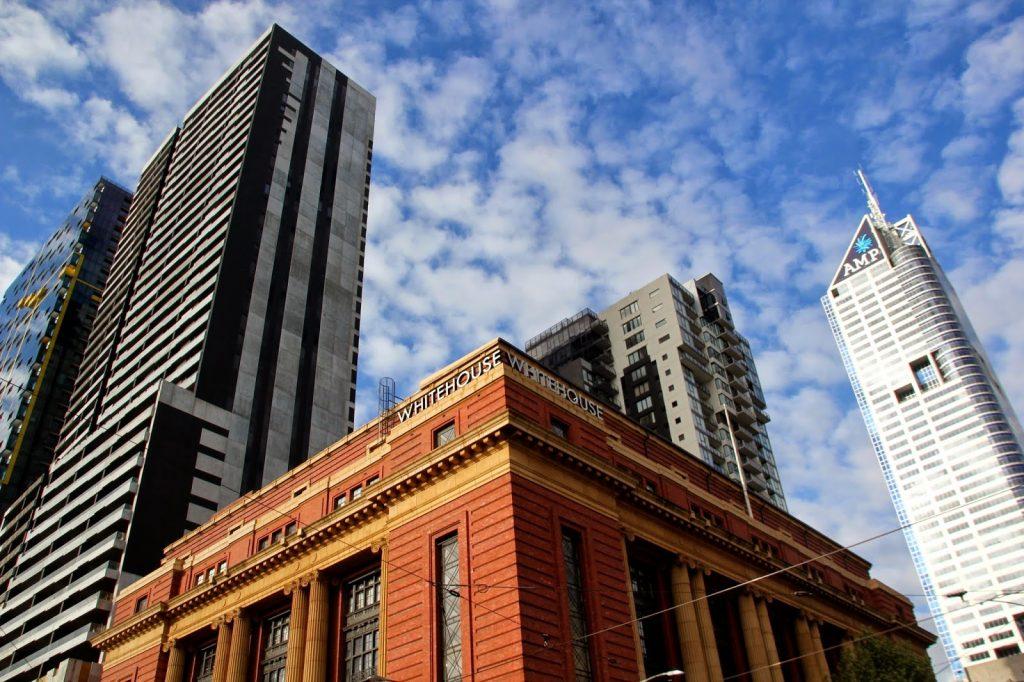 Melbourne, Australia, Travel Drift