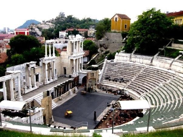 Plovdiv, Bulgaria, Travel Drift
