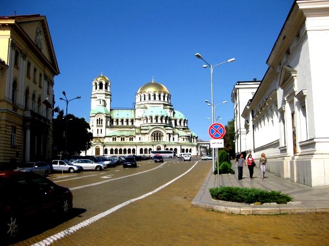 Sofia, Bulgaria, Travel Drift