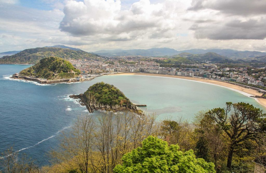 San Sebastian, Spain, Travel Drift