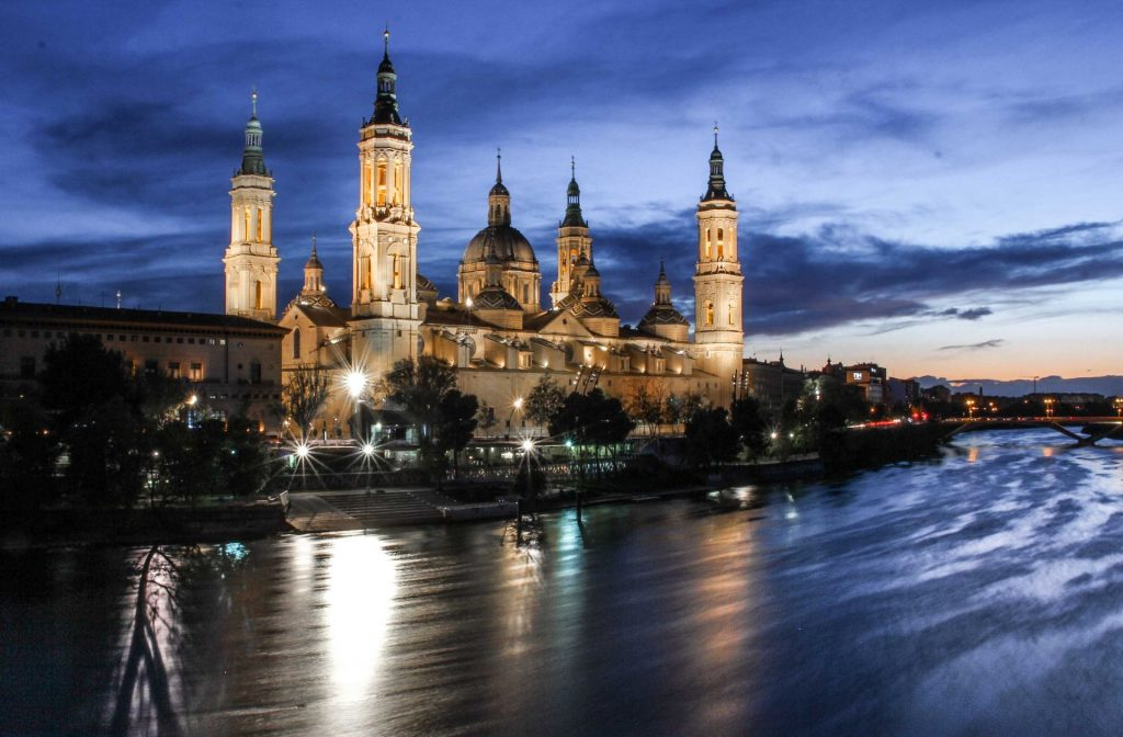 Zaragoza, Spain, Travel Drift
