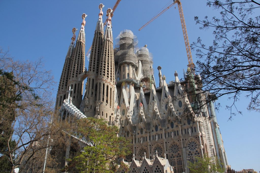 Barcelona, Spain, Travel Drift