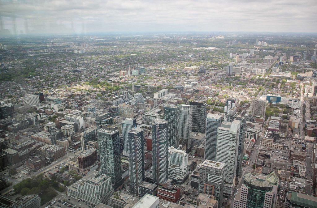 Toronto, Canada, Travel Drift
