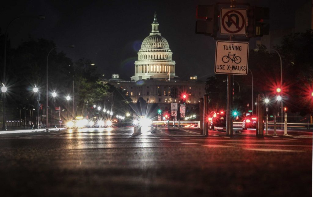 Washington, USA, Travel Drift
