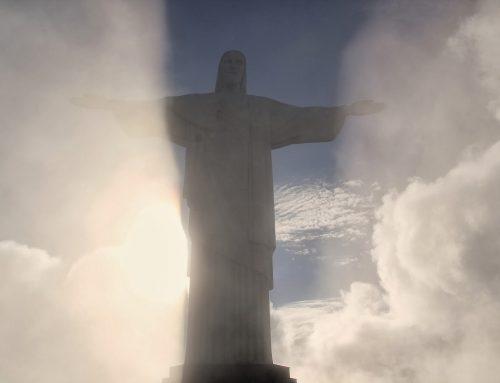 Die Hand von Rio de Janeiro
