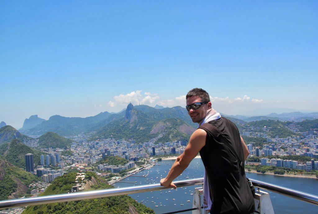 Rio de Janeiro, Brazil, Travel Drift