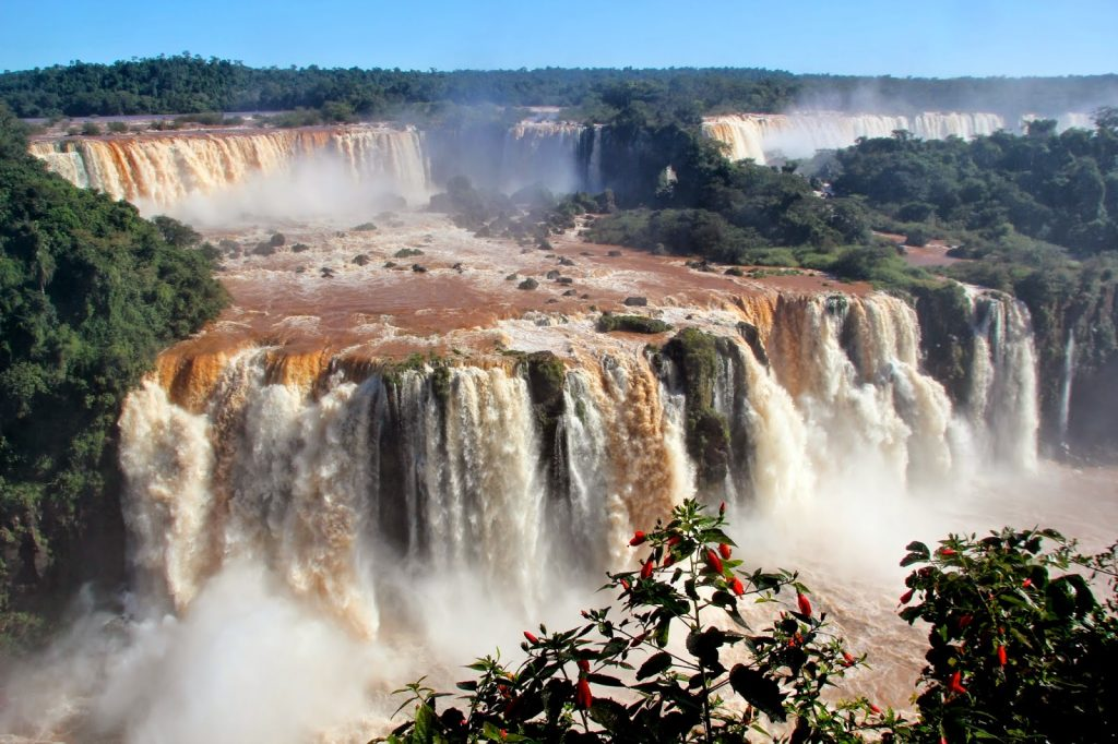 Iguacu, Brazil, Travel Drift