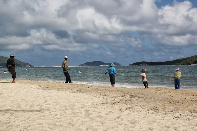 Hainan Island, China, Travel Drift