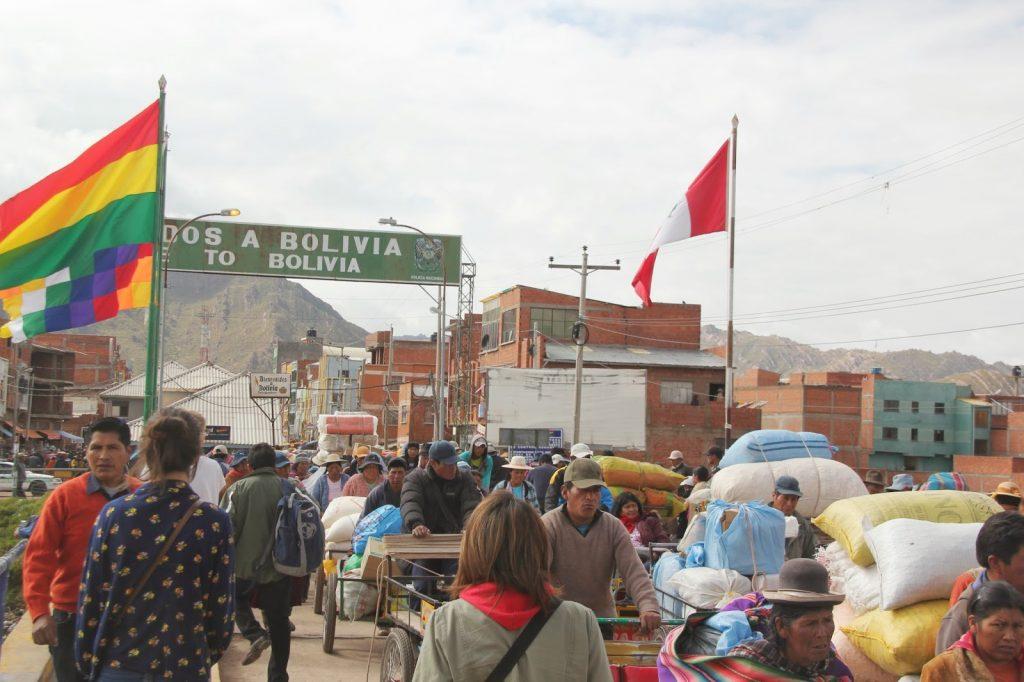 La Paz, Bolivia, Travel Drift