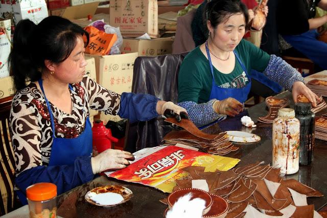 Hohhot, China, Travel Drift
