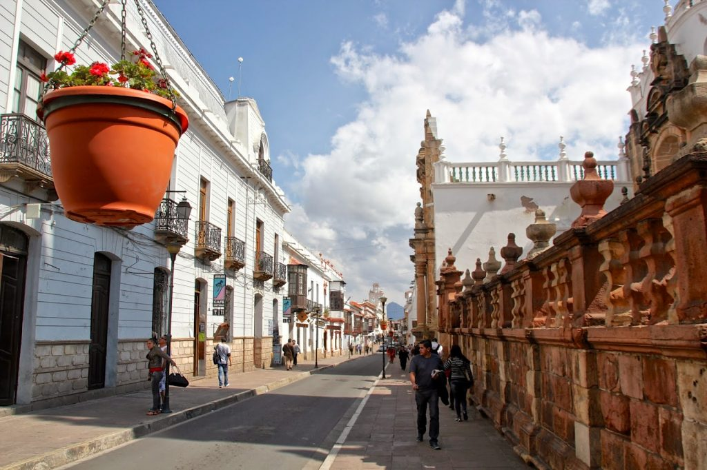 Sucre, Bolivia, Travel Drift