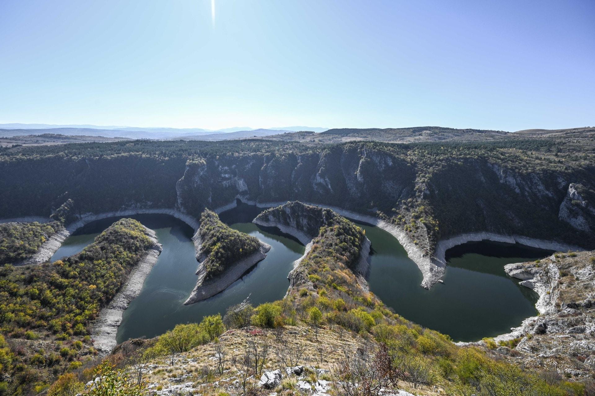 Uvac Canyon, Serbia, Travel Drift