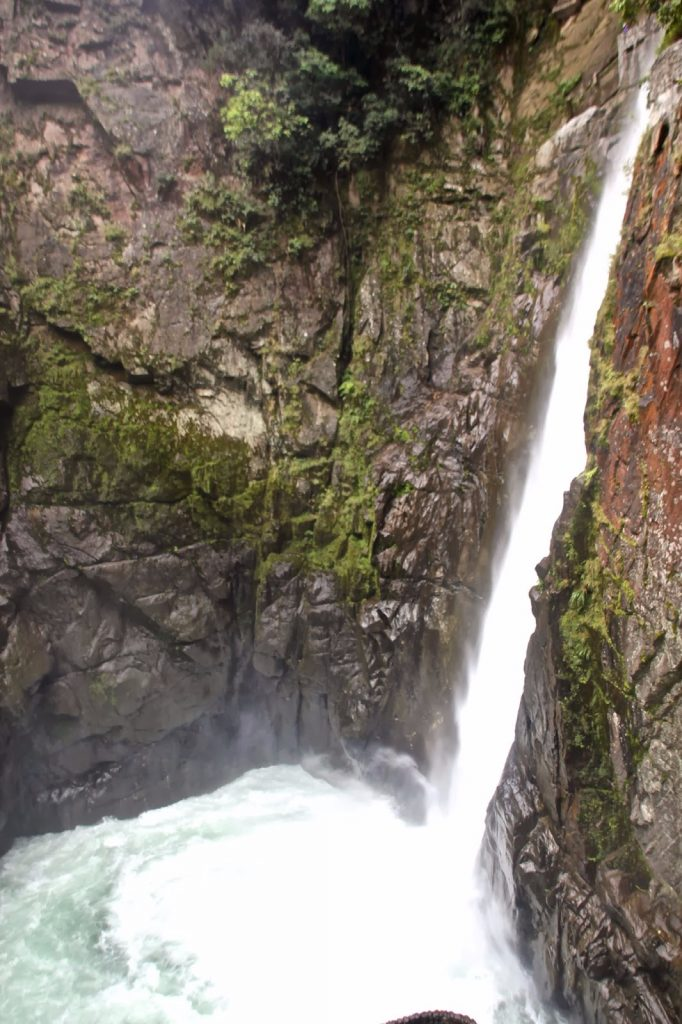 Banos, Ecuador, Travel Drift