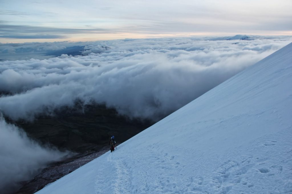 Cotopaxi, Ecuador, Travel Drift