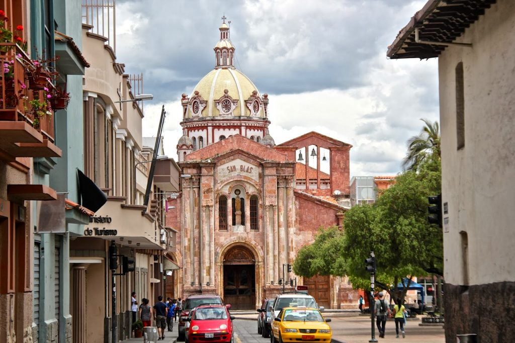 Cuenca, Ecuador, Travel Drift