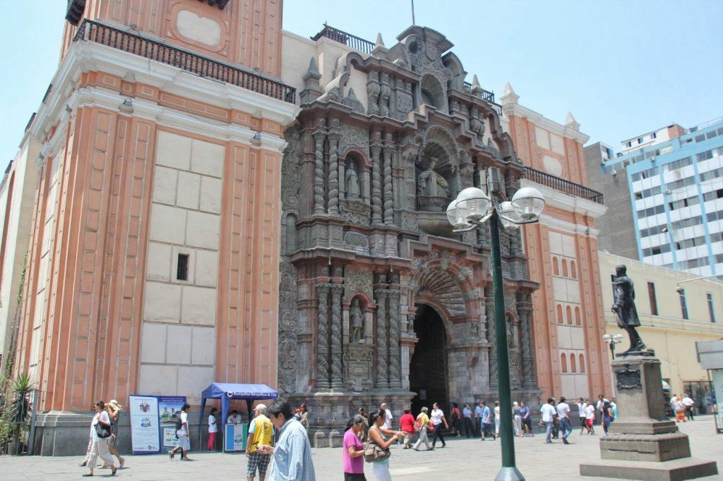 Lima, Peru, Travel Drift