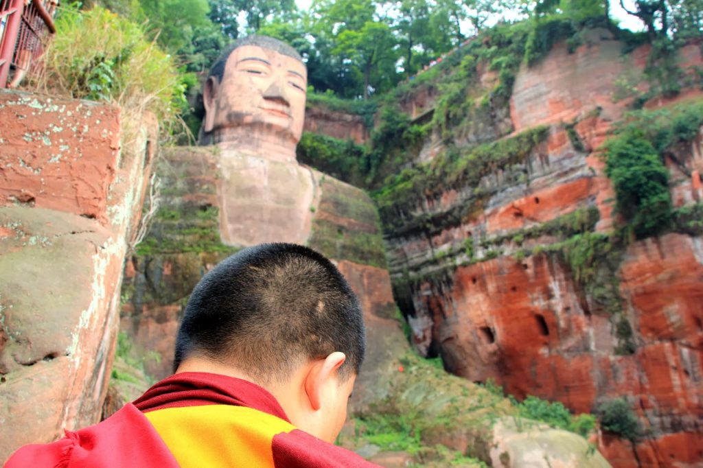 Leshan, China, Travel Drift