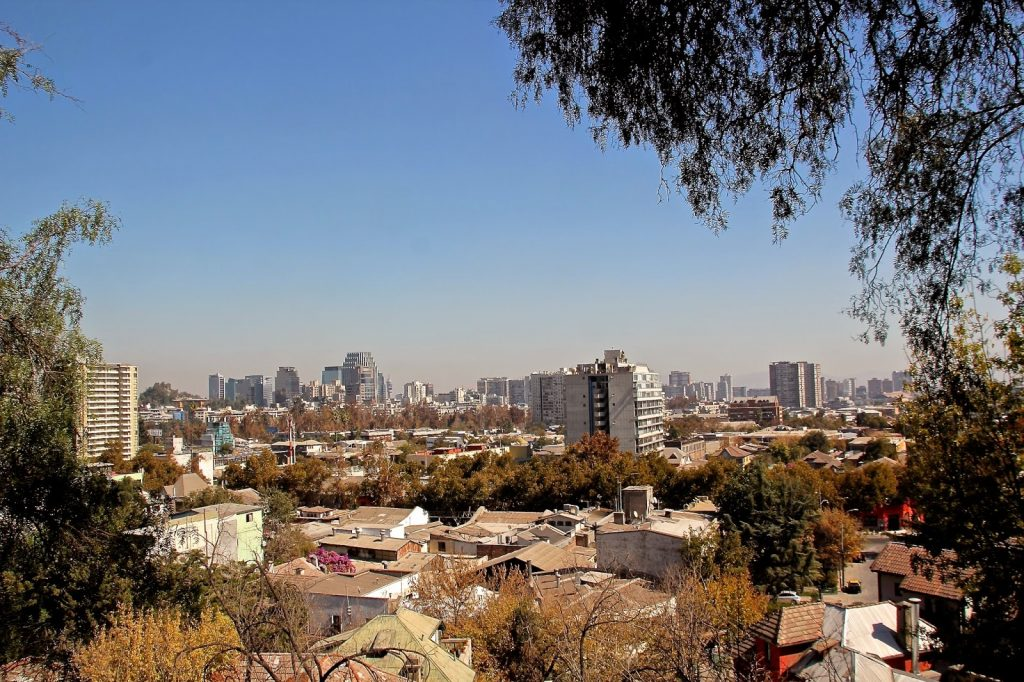 Santiago de Chile, Chile, Travel Drift