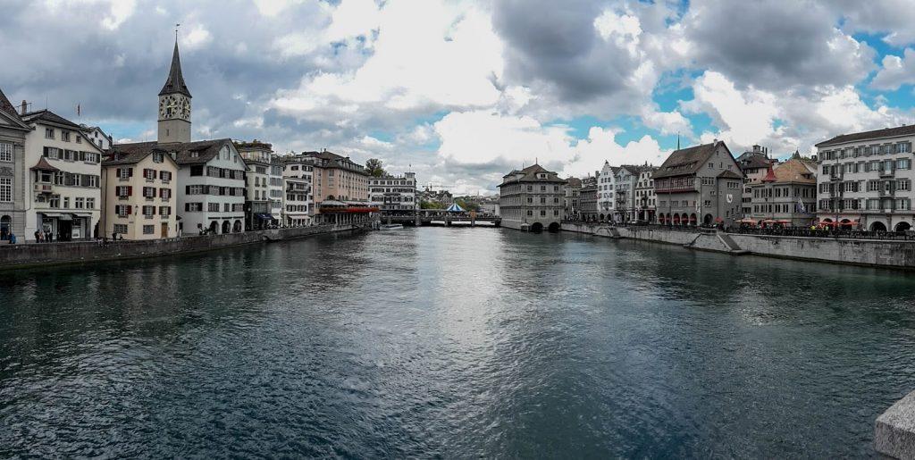Zürich, Switzerland, Travel Drift