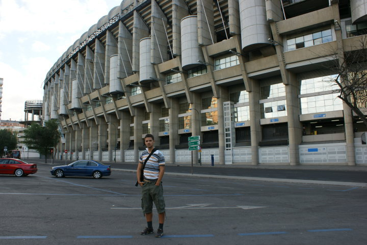 Madrid, Spanien, Travel Drift