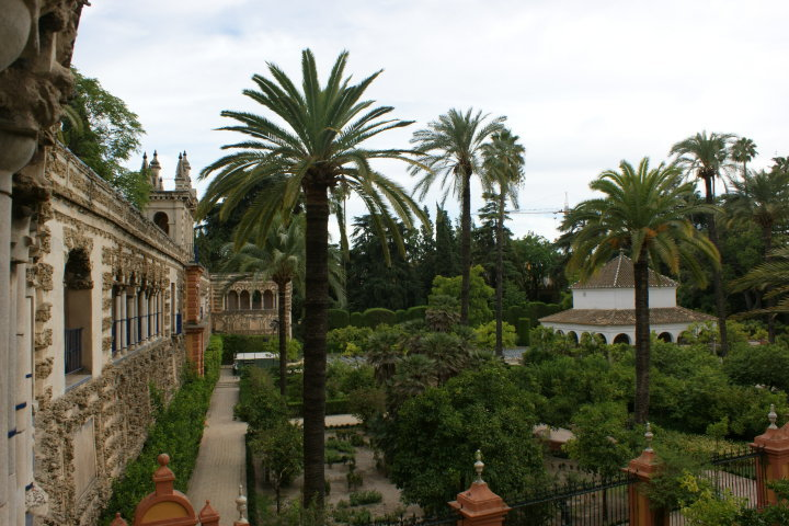 Sevilla, Spanien, Travel Drift