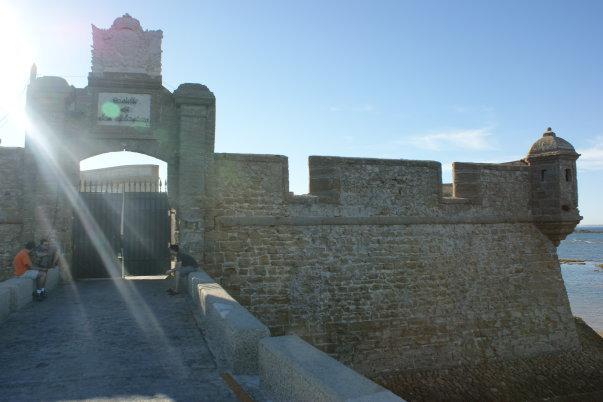 Cadiz, Spanien, Travel Drift