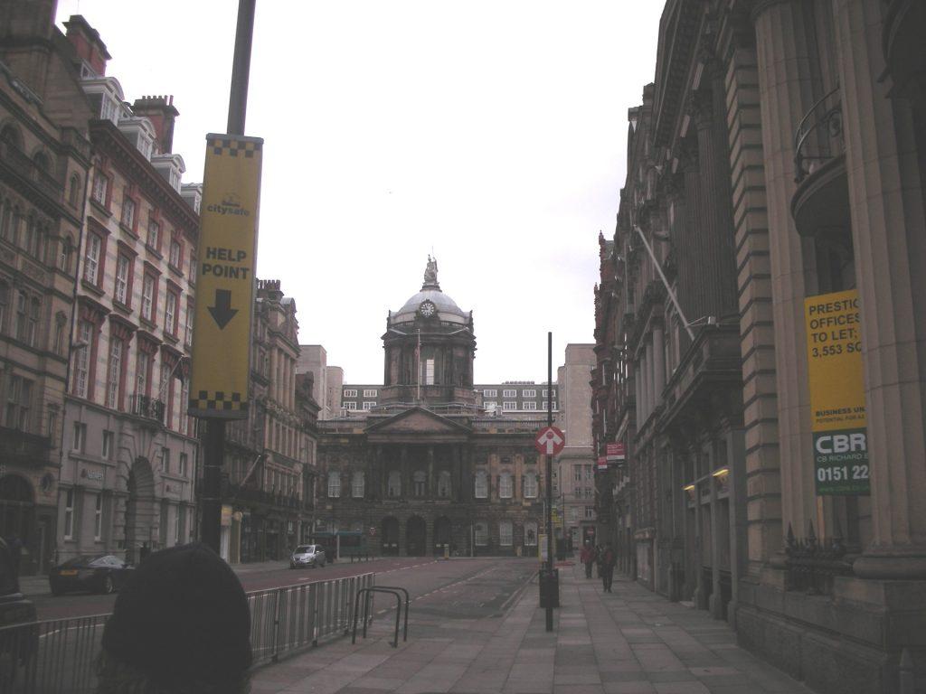 Liverpool, England, Travel Drift