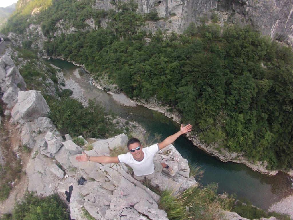 Moraca Canyon, Montenegro, Travel Drift