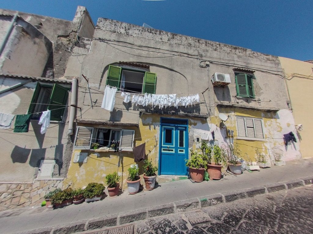 Procida, Italy, Travel Drift