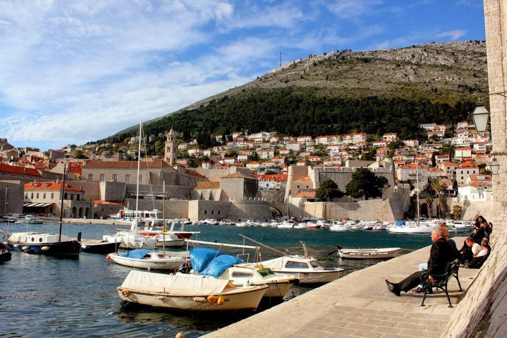 Dubrovnik, Croatia, Travel Drift