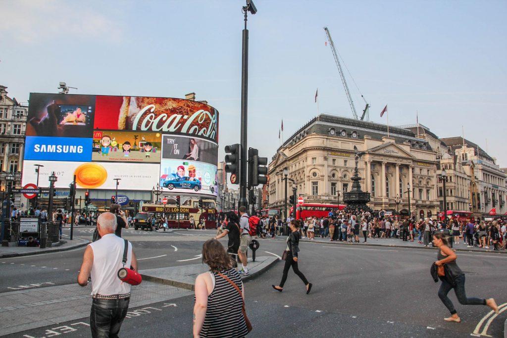 London, England, Travel Drift