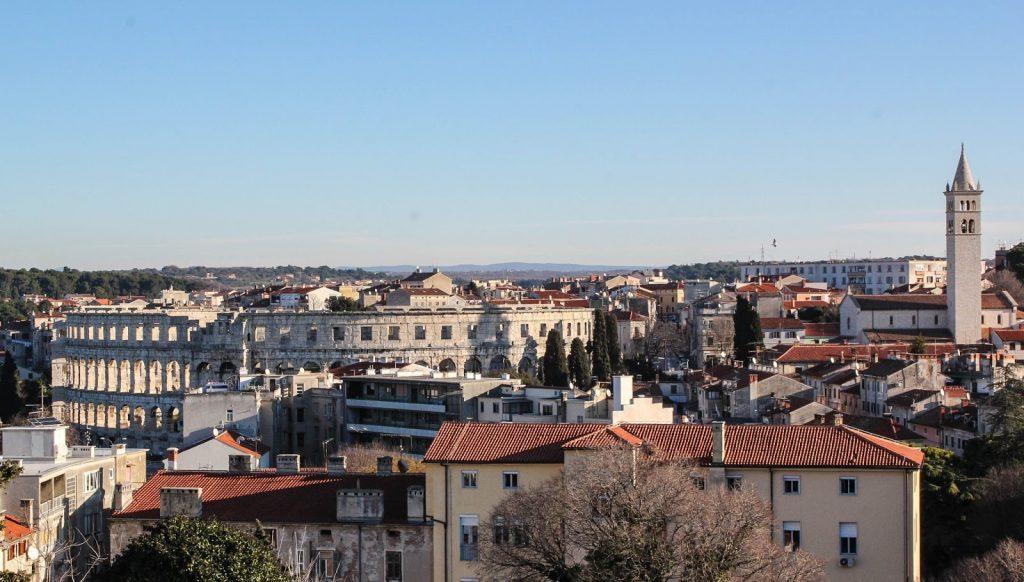 Pula, Croatia, Travel Drift