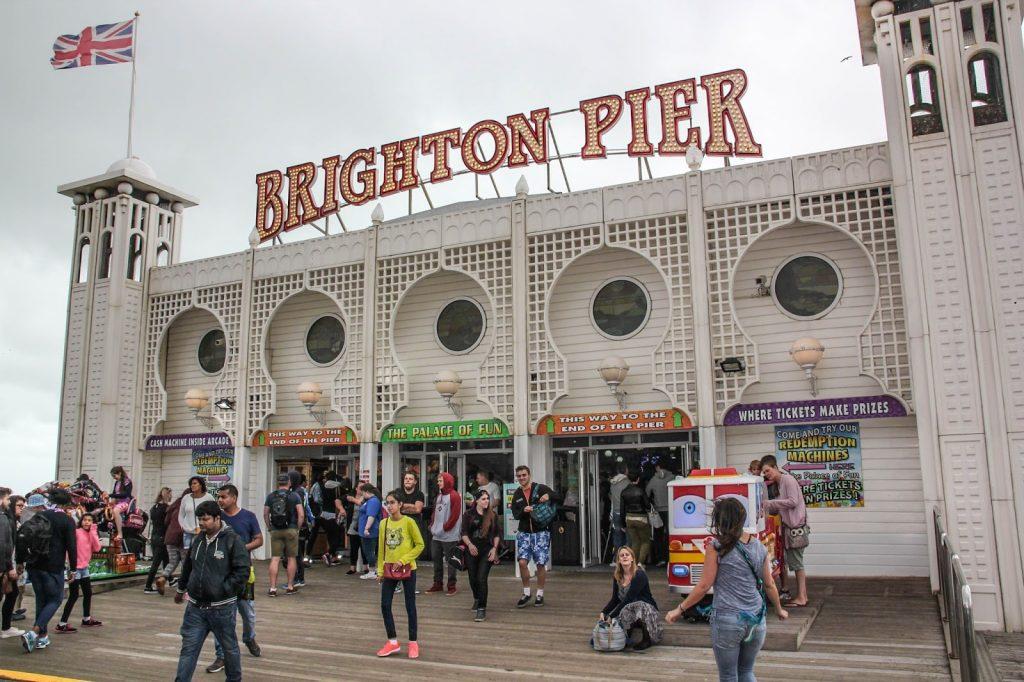 Brighton, England, Travel Drift