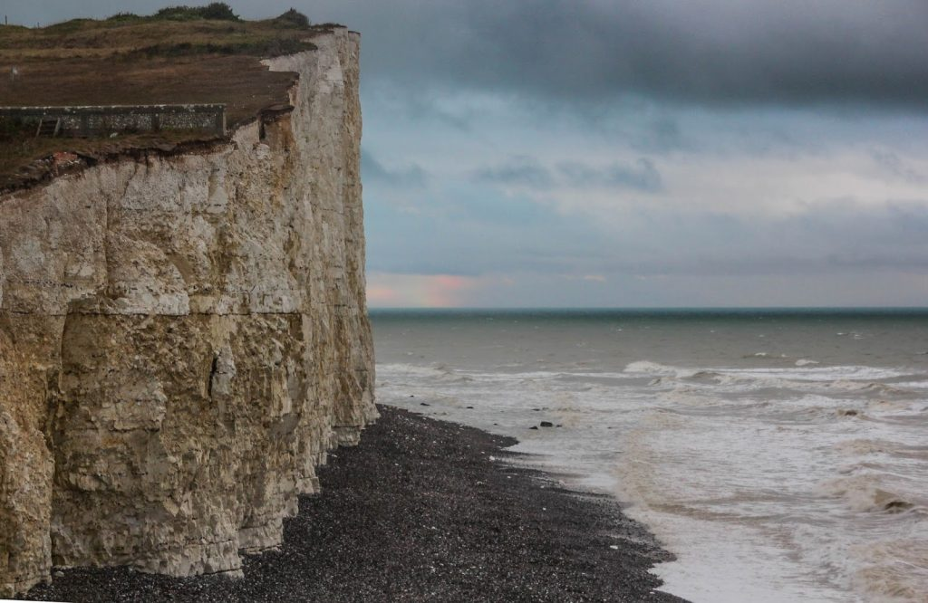Birling Gap, England, Travel Drift