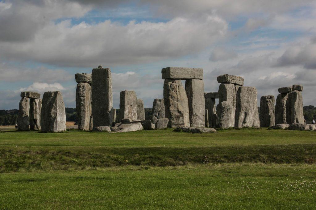 Stonehenge, England, Travel Drift