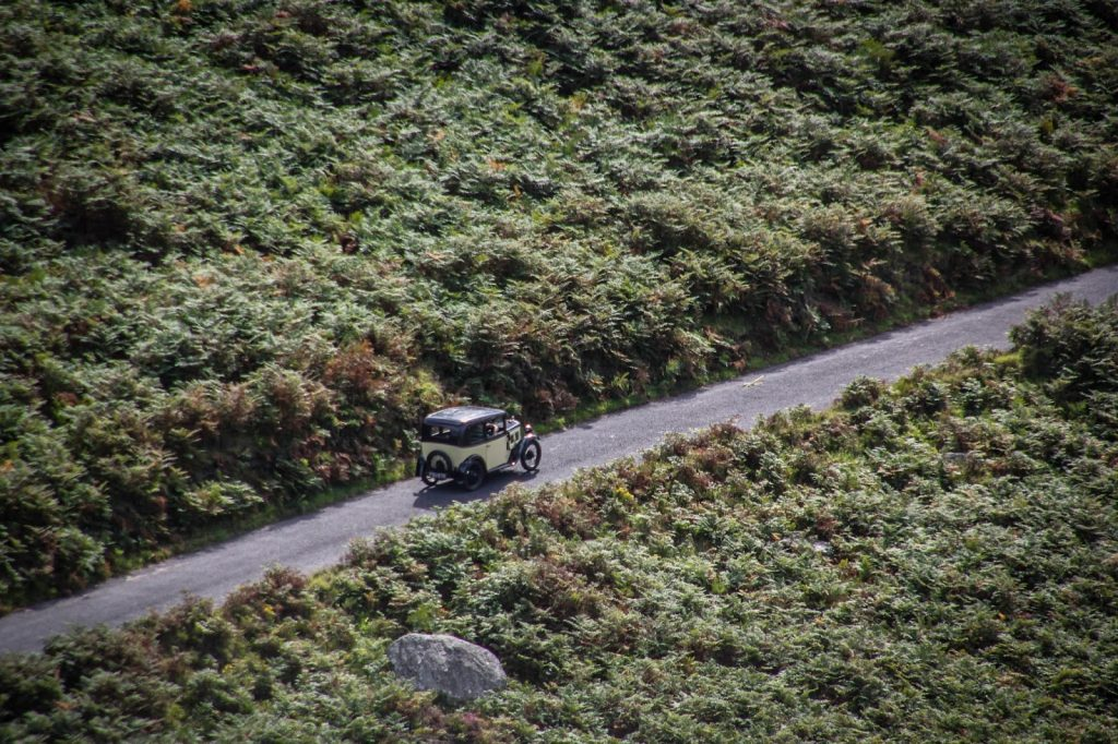 Exmoor Nationalpark, England, Travel Drift