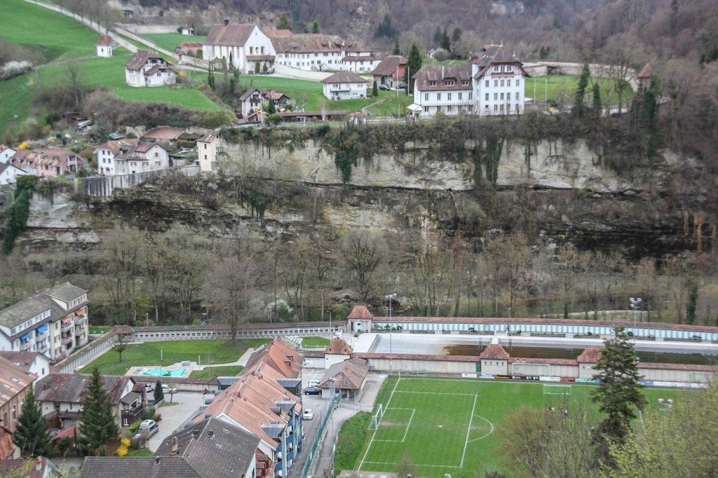 Fribourg, Switzerland, Travel Drift