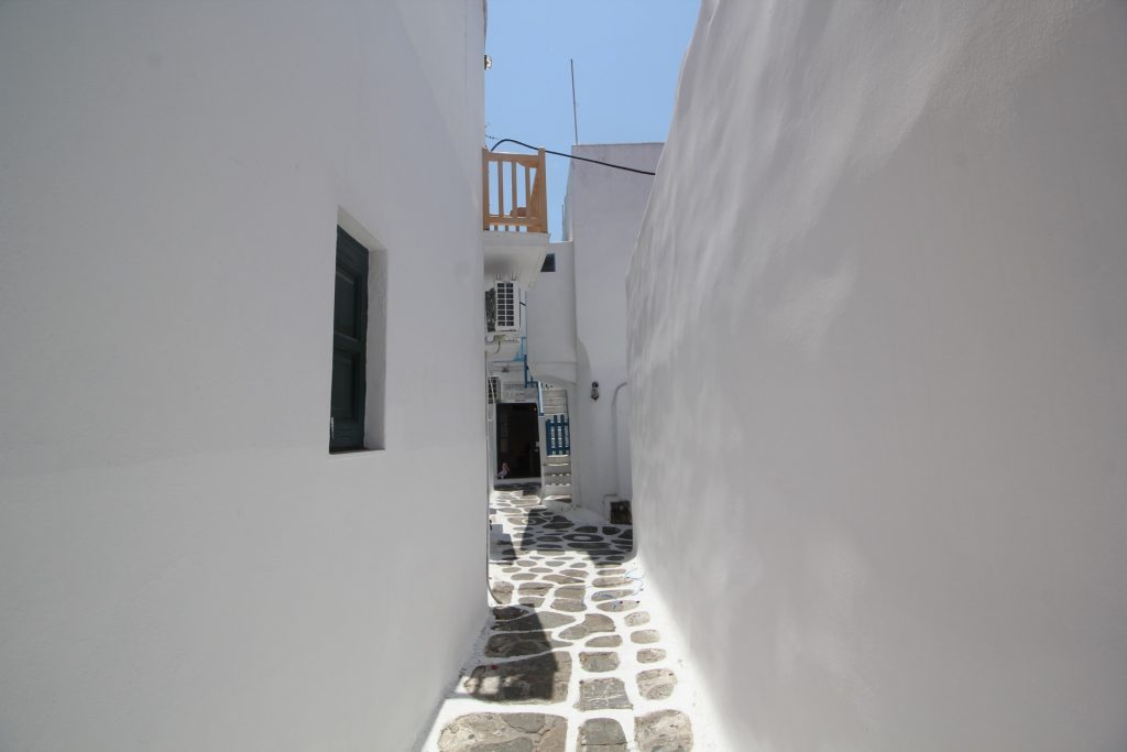 Mykonos, Greece, Travel Drift
